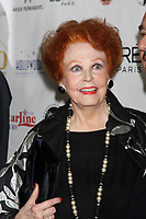 11/3/2010 Arlene Dahl at the Hollywood Walk of Fame's 50th anniversary party.