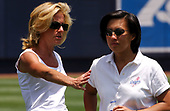MLB- Los Angeles Dodgers Women's Initiative & Network Baseball Clinic-Jul 3, 2005