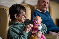 Residential home for the elderly UK