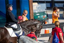 Dr Trabert Angelika, GER, Diamond's Shine<br /> World Equestrian Games - Tryon 2018<br /> © Hippo Foto - Sharon Vandeput<br /> 22/09/2018