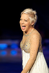 Dancing on Ice Photocall Sheffield Motorpoint Arena .Denise Welch..7 April 2011.Images © Paul David Drabble