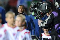 FOOTBALL - UEFA EURO 2012 - QUALIFYING - GROUP D - LUXEMBOURG v FRANCE - 25/03/2011 - PATRICE EVRA (FRA) - PHOTO FRANCK FAUGERE / DPPI