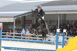 Spits Thibeau, BEL, Impress K van't Kattenheye Z<br /> 4 years old Horses<br /> BK Young Horses Gesves 2021<br /> © Hippo Foto - Julien Counet
