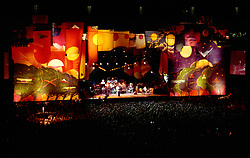The Grateful Dead in Concert at Giants Stadium 9 July 1989