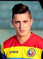 Uefa - World Cup Fifa Russia 2018 Qualifier / <br /> Romania National Team - Preview Set - <br /> Steliano Filip