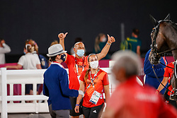 Roemer Klaus, GER<br /> Olympic Games Tokyo 2021<br /> © Hippo Foto - Stefan Lafrentz<br /> 27/07/2021