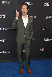 """Eric McCormack at The 2018 PaleyFest Los Angeles - NBC's """"Will & Grace""""."""
