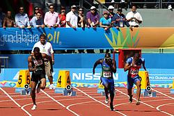 Nilson André participa da prova dos 100 metros rasos válida pelos jogos Pan-Americanos de Guadalajara 2011. FOTO: Jefferson Bernardes/Preview.com
