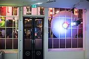 Installation Conde Nast College,  Nordic Delights, Light Festival, Soho, London, Conde Nast College, 12th January 2018,