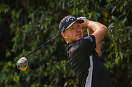 Matthew Wallace (ENG) watches his tee shot on 2 during Rd4 of the World Golf Championships, Mexico, Club De Golf Chapultepec, Mexico City, Mexico. 2/23/2020.<br /> Picture: Golffile   Ken Murray<br /> <br /> <br /> All photo usage must carry mandatory copyright credit (© Golffile   Ken Murray)