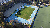 Track and Field-Drake Stadium Views-Mar 26, 2020