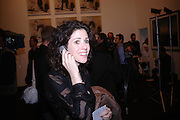 Mollie Dent-Brocklehurst. Photo london private view. Royal academy. 18 May 2005. ONE TIME USE ONLY - DO NOT ARCHIVE  © Copyright Photograph by Dafydd Jones 66 Stockwell Park Rd. London SW9 0DA Tel 020 7733 0108 www.dafjones.com