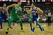 Philadelphia 76ers v Boston Celtics 110118