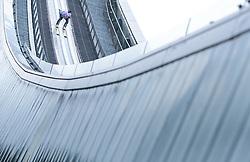 01.01.2018, Olympiaschanze, Garmisch Partenkirchen, GER, FIS Weltcup Ski Sprung, Vierschanzentournee, Garmisch Partenkirchen, Wertungsdurchgang, im Bild Andreas Wellinger (GER) // Andreas Wellinger of Germany during the Competition Jump for the Four Hills Tournament of FIS Ski Jumping World Cup at the Olympiaschanze in Garmisch Partenkirchen, Germany on 2018/01/01. EXPA Pictures © 2018, PhotoCredit: EXPA/ JFK