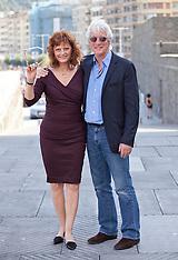 Richard Gere and Susan Sarandon at San Sebastian Film Festival 21-9-12
