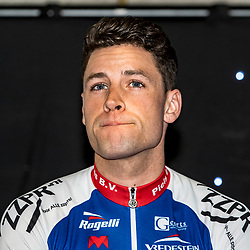 19-02-2016: Wielrennen: Teampresentatie Cyclingteam Jo Piels: Venray  <br />VENRAY (NED) wielrennen<br />In de Witte Hoeve in Venray werd het cyclingteam Jo Piels gepresenteerd. De ploeg was in 2015 een van de uitblinkers in de topcompetitie. Jeff Vermeulen