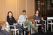 Brooklyn, NY - November 2, 2018: The third annual Food Loves Tech festival hosted by Edible Brooklyn at Industry City in Sunset Park.<br /> <br /> Photos by Clay Williams for Food Loves Tech.<br /> <br /> © Clay Williams / http://claywilliamsphoto.com