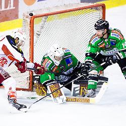 20140228: SLO, Ice Hockey - EBEL League, HDD Telemach Olimpija vs KAC Klagenfurt