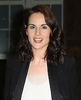 Michelle Dockery, Downton Abbey - Final Season press launch photocall, The May Fair Hotel, London UK, 13 August 2015, Photo by Richard Goldschmidt