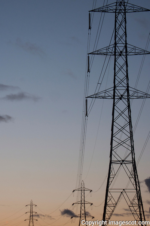 Electricity pylons<br /> *ADD TO CART FOR LICENSING OPTIONS*
