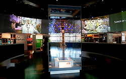 View inside the Smithsonian National Museum of African American History and Culture on September 21, 2016 in Washington, DC.The National Museum of African American History and Culture will open on Sept. 24 in Washington thirteen years since Congress and President George W. Bush authorized its construction, the 400,000-square-foot building stands on a five-acre site on the National Mall, close to the Washington Monument. President Obama will speak at its opening dedication.Photo by Olivier Douliery/Abaca
