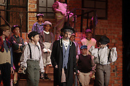 """Monhagen Middle School production of """"Oliver"""" on Sunday March 1, 2009."""