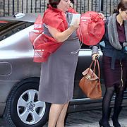 NLD/Den Haag/20110920 - Prinsjesdag 2011, FNV vakbondsvoorzitter Agnes Jongerius