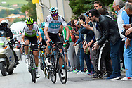 Christopher Froome (GBR - Team Sky) during the 101th Tour of Italy, Giro d'Italia 2018, stage 11, Assisi - Osimo 156 km on May 16, 2018 in Italy - Photo Dario Belingheri / BettiniPhoto / ProSportsImages / DPPI