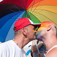 Gay pride marches