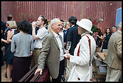 Drinks party to launch this year's Frieze Masters.Hosted by Charles Saumarez Smith and Victoria Siddall<br />  Academicians' room - The Keepers House. Royal Academy. Piccadilly. London. 3 July 2014