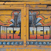 AWAZ DEDO - 'Make Noise', on the back of a truck in Orissa, India