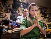 Ajarn Neng Onnut - the Tattoo Master