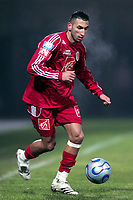 Fotball<br /> Frankrike<br /> Foto: Dppi/Digitalsport<br /> NORWAY ONLY<br /> <br /> FOOTBALL - FRENCH CUP 2006/2007 - 1/8 FINAL - LIBOURNE SAINT SEURIN v CS SEDAN - 30/01/2007 - NADIR BELHADJ (SED)