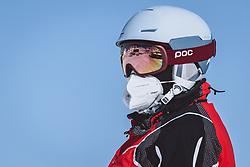 THEMENBILD - Skifahrer mit FFP2 Masken am Kitzsteinhorn Gletscherskigebiet, aufgenommen am 13. Februar 2021 in Kaprun, Österreich // Skier with FFP2 masks at the Kitzsteinhorn glacier ski resort in Kaprun, Austria on 2021/02/13. EXPA Pictures © 2021, PhotoCredit: EXPA/ JFK