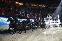 Impression<br /> Las Vegas - FEI Weltcup Finale Dressur und Springen 2015<br /> Springen Finale IV<br /> © www.sportfots-lafrentz.de/Stefan Lafrentz