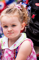 Image from the Kids Fourth of July Parade 2009 in Norwood MA