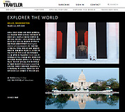 Washington DC article published in National Geographic Traveler magazine Korean edition by Jeff Mauritzen