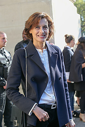 Ines de la Fressange bei der Chanel Modenschau während der Paris Fashion Week / 041016<br /> <br /> ***Chanel fashion show as part of Paris Fashion Week on october 04, 2016 in Paris***