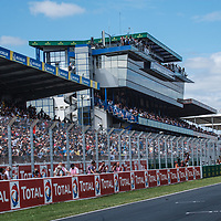 Start/Finish Straight on 17/06/2018 at the 24H of Le Mans, 2018