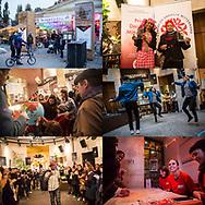 Festival des Solidarités 2017 pour la Fondation Danielle Mitterrand. Animation et remise du prix Danielle Mitterrand 2017.