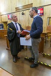 AVVOCATO GIANLUCA BELLUOMINI<br /> UDIENZA PROCESSO IGOR VACLAVIC NORBERT FEHER A FERRARA