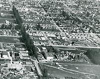 1921 Clune Studios on Melrose Ave & Bronson Ave.