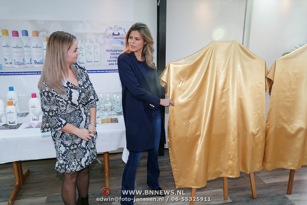 NLD/Amsterdam/20190129- Melkmeisje viert 140 jarig jubileum, Kim Kotter