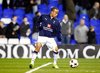 Tottenham's Andros Townsend. Tottenham Hotspur Vs Shakhtar Donetsk at White Hart Lane London England<br /> UEFA Cup Third Round Second Leg.<br /> 26/02/2009. Credit Colorsport  / Kieran Galvin