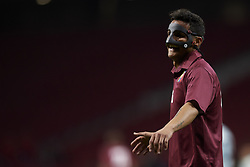 March 22, 2019 - Madrid, Madrid, Spain - Roberto Rosales (Espanyol) of Venezuela during the international friendly match between Argentina and Venezuela at Wanda Metropolitano Stadium in Madrid, Spain on March 22 2019. (Credit Image: © Jose Breton/NurPhoto via ZUMA Press)