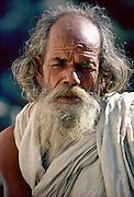 A  Holy Man, Nepal.