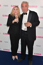 DOM & STEPH PARKER at the Glamour Women of The Year Awards in Association with Next held in Berkeley Square Gardens, Berkeley Square, London on 3rd June 2014.