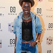 NLD/Amsterdam/20130205 - Modeshow Nikki Plessen 2013, Ovo Drenth