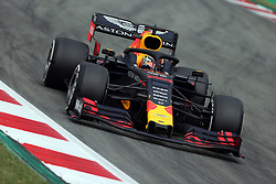 May 11, 2019 - Montmelò.Montmel&#Xf2, Catalunya, Spain - xa9; Photo4 / LaPresse.11/05/2019 Montmelo, Spain.Sport .Grand Prix Formula One Spain 2019.In the pic: Max Verstappen (NED) Red Bull Racing RB15 (Credit Image: © Photo4/Lapresse via ZUMA Press)
