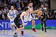 DESCRIZIONE : Campionato 2014/15 Dinamo Banco di Sardegna Sassari - Dolomiti Energia Aquila Trento Playoff Quarti di Finale Gara4<br /> GIOCATORE : Brian Sacchetti<br /> CATEGORIA : Palleggio Contropiede<br /> SQUADRA : Dinamo Banco di Sardegna Sassari<br /> EVENTO : LegaBasket Serie A Beko 2014/2015 Playoff Quarti di Finale Gara4<br /> GARA : Dinamo Banco di Sardegna Sassari - Dolomiti Energia Aquila Trento Gara4<br /> DATA : 24/05/2015<br /> SPORT : Pallacanestro <br /> AUTORE : Agenzia Ciamillo-Castoria/L.Canu